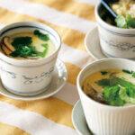 「茶碗蒸し」レシピ/ワタナベマキさん