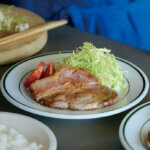 「ポークソテー」レシピ/ワタナベマキさん