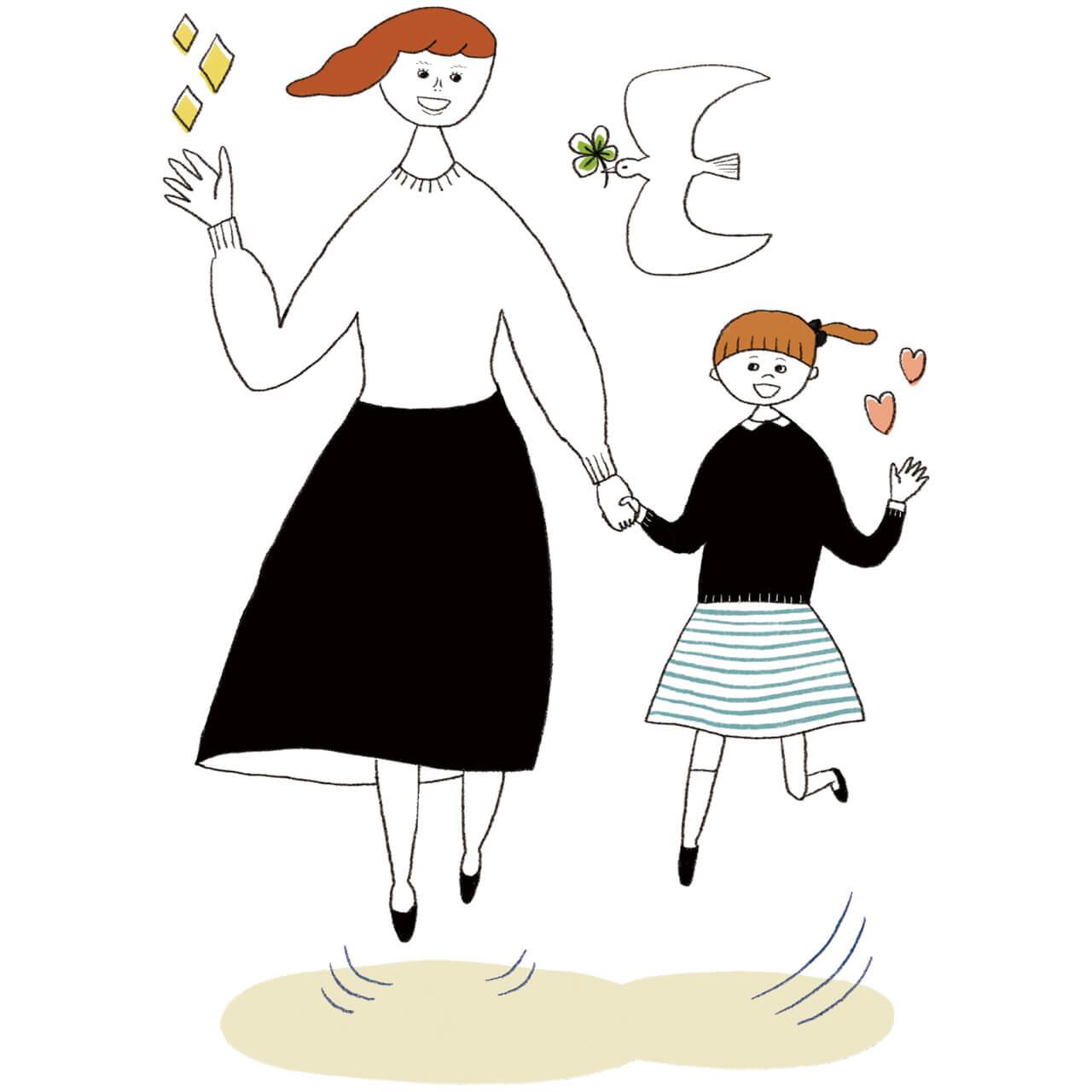 母と子どもの「自己肯定感」