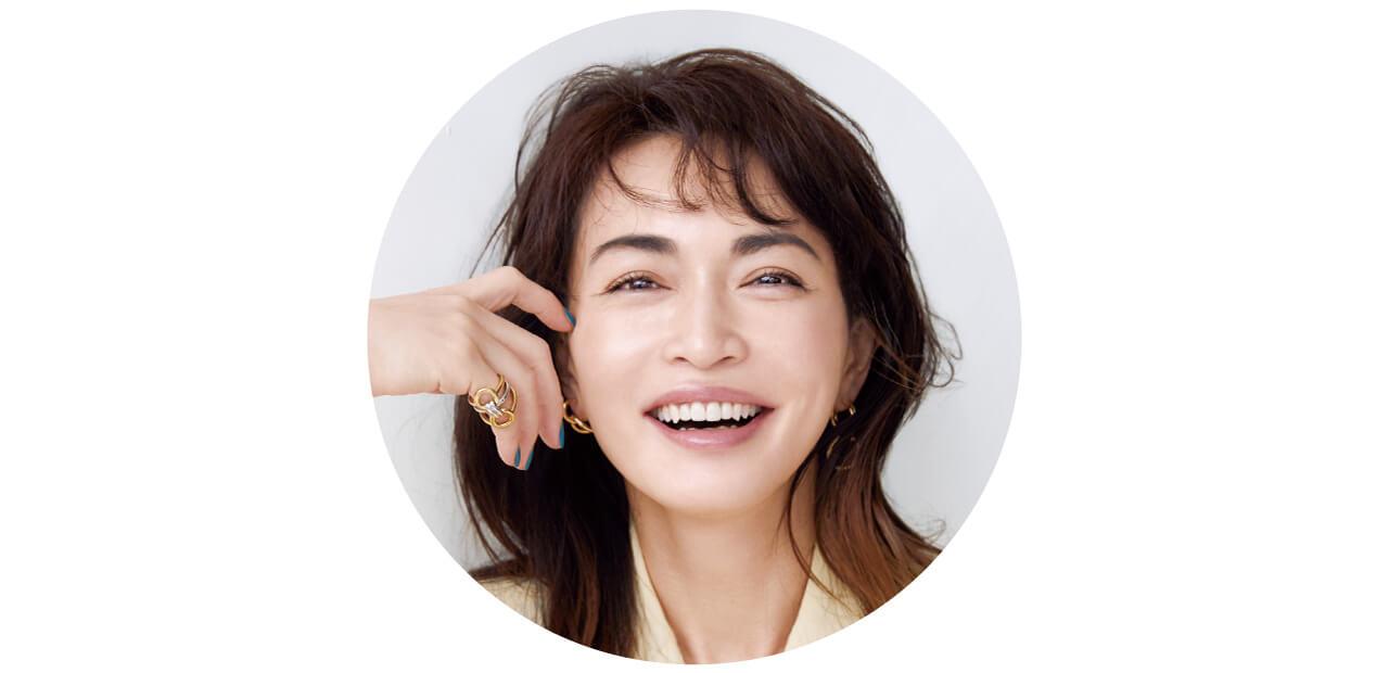 女優 長谷川京子さん